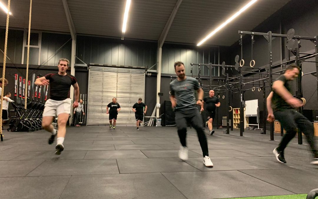 WÖLFE GOES CROSSFIT